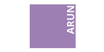 Logo for Arun Associates